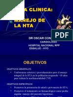 Hta Manejo 2012