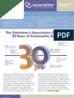 Alzheimer's Association of Northern California & Northern Nevada Winter 2010 Newsletter