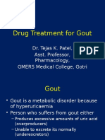 anti-gout drugs