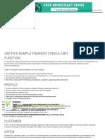Vacancy SAP FiCo (Simple Finance) Consultant - Krios Solutions BVBA