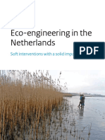 Eco Engineering in Netherlands soft soils