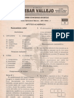 PRIMER CONCURSO DE BECAS Ciclo Semestral Básico - UNI 2004 - I Lima, 17 de agosto de 2003