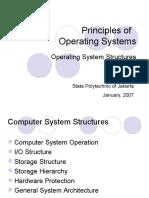 OS3 - Principles Of