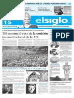 Edicion Impresa El Siglo 15-01-2016