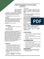 Gestión y Configuración de Paquetes