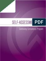 clpna self-assessment tool sample