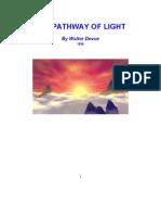 The Pathway of Light - Walter Devoe