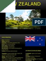 Trabalho Nova Zelandia
