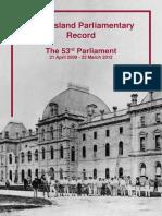 53rd Parliamentary Record
