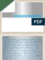 HUSEIN MUSAWI