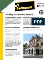 Factsheet 10.2 VisitingParliamentHouse