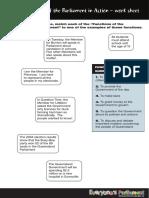 FunctionsOfParliamentInAction Worksheet