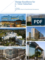 Digital Case Studies in Design Excellence for Mid Sized Urban and Inner Suburban Medical Centers