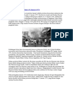 Peristiwa Dan Tokoh Malari 15 Januari 1974 (Sejarah}
