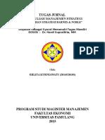 Tugas Jurnal Manajemen Strategi (Soft Copy)