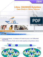F3G -Case Study in China Telecom