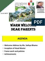 Parent Orientation 2