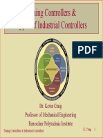 Tuning Controllers and Industrial Controllers