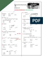 02 Ecuaciones Exponenciales Solucionario