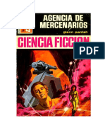 LCDE141 - Glenn Parrish - Agencia de Mercenarios