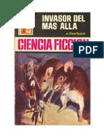 LCDE143 - A. Thorkent - Invasor Del Mas Alla