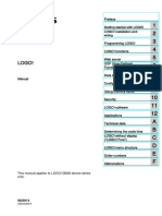 Siemens Logo System Manual