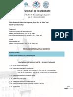 Simpozion de neurostiinte_29-31 oct_Iasi_PROGRAM    PRELIMINAR.pdf