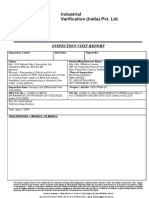Inapection Report_MCC Component