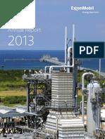 Exxon Mobil Annual Report