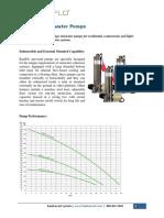 RainFlo Pump Installation Instructions