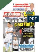 LE BUTEUR PDF du 07/04/2010