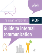 Guide to Internal Communication