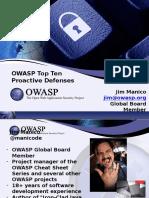 OWASP Top Ten Proactive Controls v2