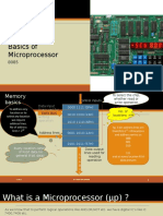 Microprocessor and Programming
