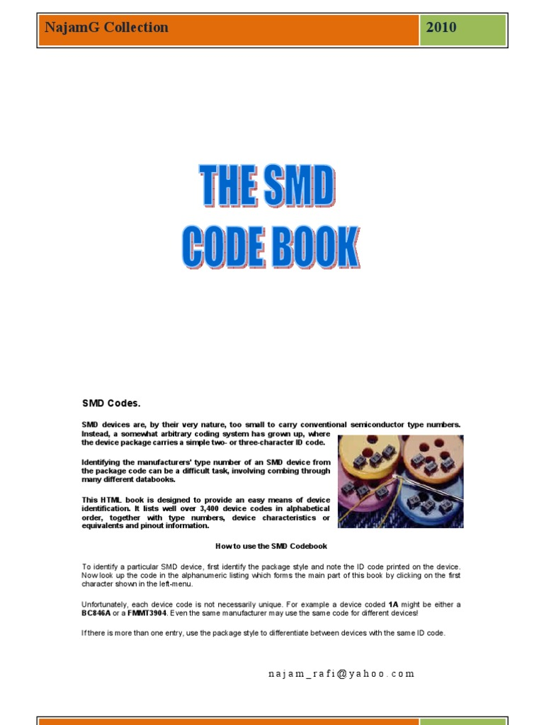 The SMD Code Book 1540030190?v=1