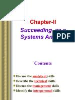 Succeeding as a System Analyst