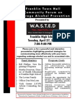 Wasted Town Hall