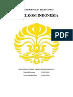 Analisa Bisnis Indonesia Di Pasar Global