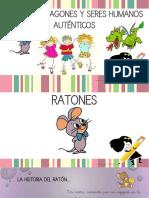 Ratones Dragones y Seres Humanos Fantasticos (Adaptado)
