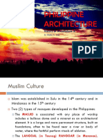 1c Philippine Architecture
