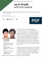 Avirup Bose & Pratik Datta_ Debacle Over Natural Justice _ Business Standard Column