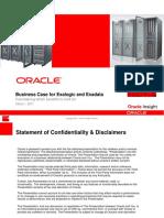 Oracle-CSum Exdata Scharstein