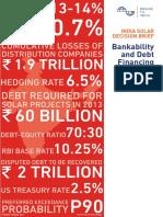 BRIDGE to INDIA_Bankability and Debt Financing