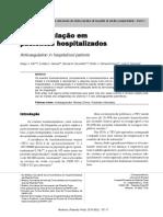 Anticoagulação