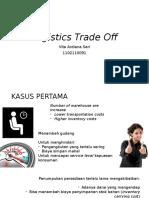 Logistics Trade Off