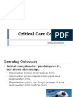 Critical Care Concept and Nursing Process