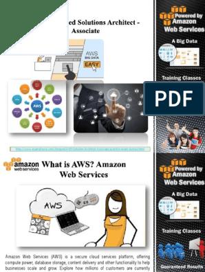 pass4sure aws-solution-architect-associate pdf | Amazon Web