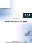 Lecture Introduction to XLecture Introduction to XML Additional Information for XML SchemaML Additional Information for XML Schema