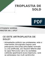 Artroplastia de Sold