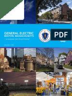 General Electric Proposal December 2015